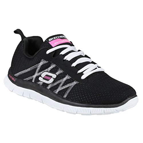 Skechers SK11885 Sports Flex Appeal Something Ladies Fun Ladies Something Trainers B00UA1ZRMU Shoes 3a3bf8