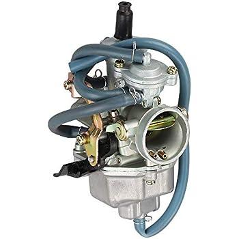 tc motor 27mm carburetor carb blue fuel hose. Black Bedroom Furniture Sets. Home Design Ideas