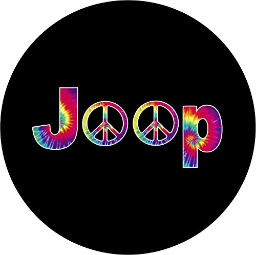 Jeep-Peace-Sign-TIE-DYE-Spare-Tire-Cover-Select-popular-sizes-in-drop-down-menu-or-contact-us-ALL-SIZES-AVAILABLE