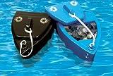 Float Storage 8841026 Ss Good Life Floating Kooler Bahama Blue