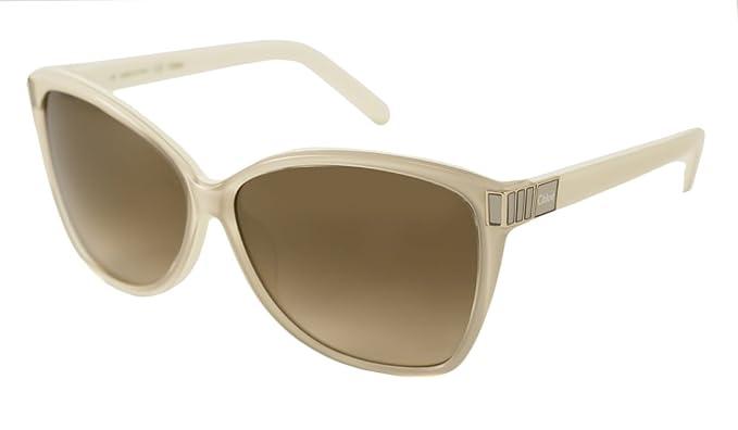 Amazon.com: Chloe – Gafas de sol, Color ce604s/marco: Crema ...