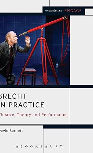 book cover of Brecht in Practice
