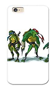794ba1d4123 Tough Iphone 6 Case Cover/ Case For Iphone 6(teenage Mutant Ninja Turtles) / New Year's Day's Gift