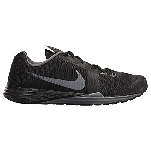 Nike NIKE TRAIN PRIME IRON DF - Zapatillas de deporte, Hombre, Negro - (Black/Mtlc Hematite-Dark Grey)