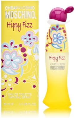 Moschino Cheap Chic Hippy Fizz Eau De Toilette 50Ml Vapo.