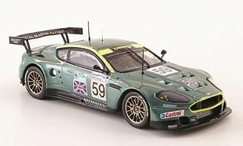 Aston Martin Dbr9 No 59 24h Le Mans 2005 Modellauto Fertigmodell Specialc 06 1 43 Amazon De Spielzeug