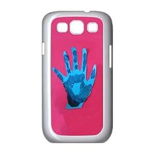 Samsung Galaxy S3 9300 Cell Phone Case White My iPhone Modern Art 1 2 FXS_824140