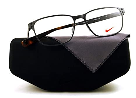 b58a6c0445 NIKE EYEGLASSES NK 8201 BLACK 069 OPTICAL RX  Amazon.co.uk  Clothing