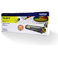 Brother Toner - Tn261y, Yellow