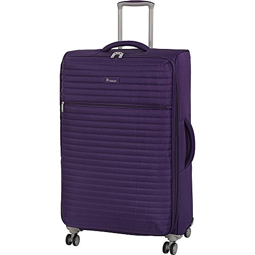 it luggage 31.3' Quilte Lightweight Expandable Spinner, Petunia