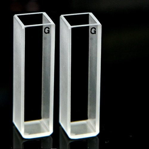 mlabs Spectrometer Cell Optical Glass Cuvettes (3.5ml, 10mm) – Set of 2 Price & Reviews