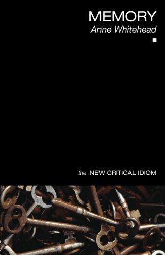 [Book] Memory (The New Critical Idiom)<br />[Z.I.P]