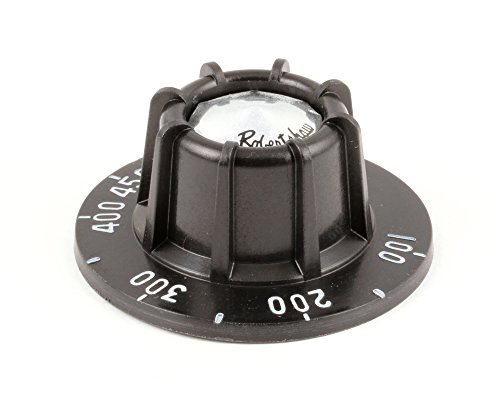 - Vulcan-Hart 00-413617-00001 Griddle Thermostat Dial for Compatible Vulcan-Hart Heavy-Duty Ranges