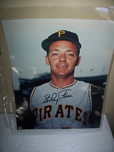 Elroy Face Pittsburgh Pirates Autographed 8 X 10 Photo (Elroy Face)