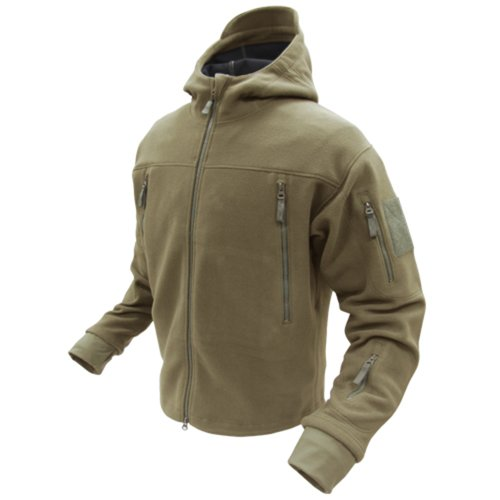 Fleece Active Hooded Jacket - 7
