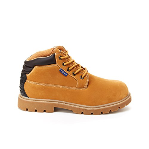 steel toe army boots - 5