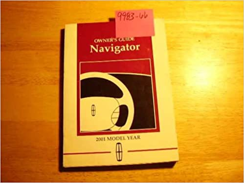 lincoln navigator owners manual