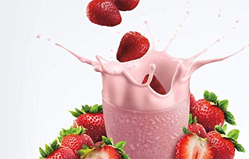 Shake Strawberry 30 Servings (Bulk) in a Bag 2.38LBS +Extra Bonus Chocolate Pack 1.25oz for Free