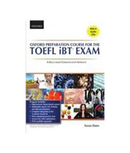 TOEFL iBT Exam: A Skills-based Communicative Approach (With 6 Audio CD)