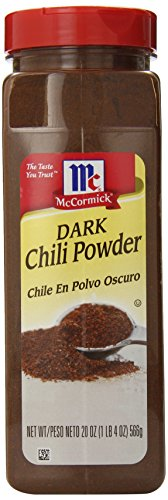 McCormick Dark Chili Powder, 20-Ounce