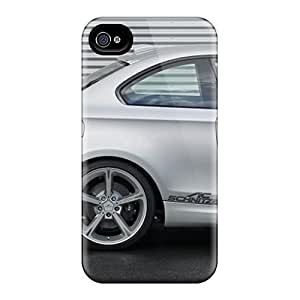 For Iphone 4/4s Fashion Design Bmw Acs1 1 Series Rear Section Cases-dfz5673cDWx