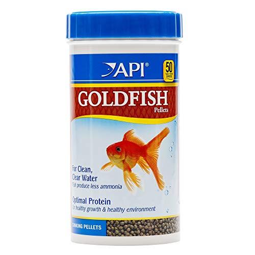 API GOLDFISH PELLETS Fish Food 7-Ounce -