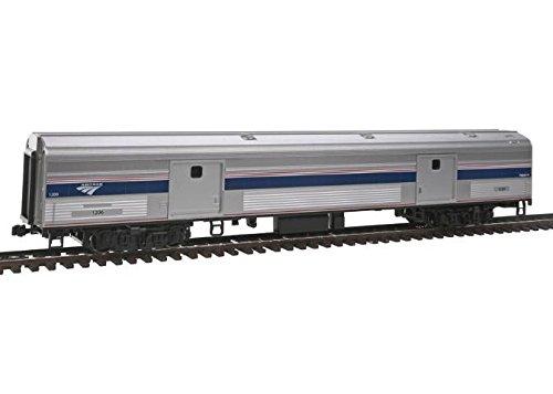 Kato USA Model Train Products Amtrak Baggage Car Phase IVb #1206 ()