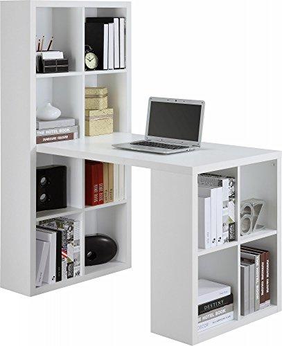 029986935823 - Ameriwood Home London Hobby Desk, White carousel main 2