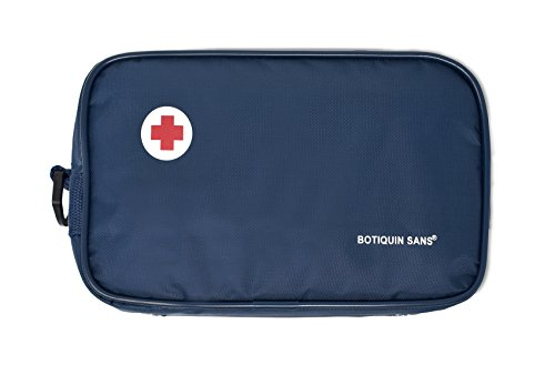 Botiquín Sans, Botiquín de primeros auxilios, Nylon, Azul 1