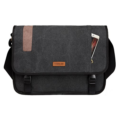 Rugged Laptop Messenger Bag - 5