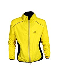 Apparelsales Unisex Wind Coat Cycling Jacket Windbreaker Outdoor Skinsuits