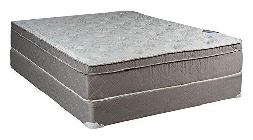 Dream Solutions Milano Inner Spring Coil Pillow, Top Foam Encased (Milano Edge Top)