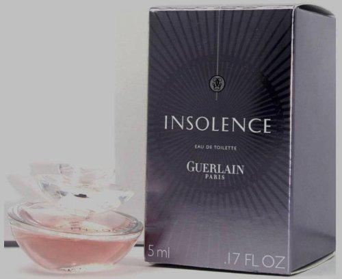 - Insolence FOR WOMEN by Guerlain - 0.17 oz EDT Mini
