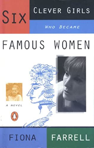 book cover of Six Clever Girls Who Became Famous Women
