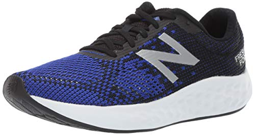 New Rise - New Balance Men's Rise V1 Cushioning Running Shoe, uv Blue/Black, 12 2E US