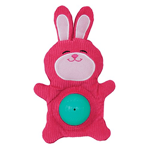 KONG Scrunch Bellies Bunny Dog Toy, Large For Sale