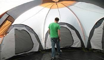 Rage Tromso 8 Eight Man Person Family C&ing Holiday Tent Amazon.co.uk Sports u0026 Outdoors & Rage Tromso 8 Eight Man Person Family Camping Holiday Tent: Amazon ...