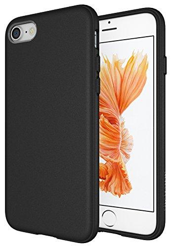 Diztronic Full Matte Slim-fit TPU Case for Apple iPhone 7 / iPhone 8 - Matte Black