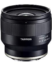 Tamron F051SF Lens Hood TAMRON 24mm F/2.8 Di III OSD M1:2, Black (F051SF)