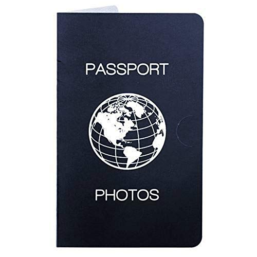 Passport Folders - Navy Pack of 500 (Photo Passport Folders)
