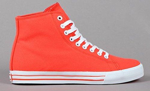 SUPRA Skateboard Styler Schuhe Thunder Summer Red / Orange