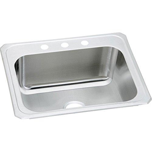 - Elkay DCR2522122 Gourmet 18 Gauge Stainless Steel 25