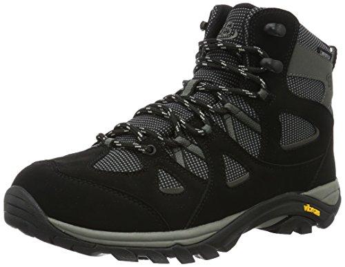 Arktis Grau Schwarz Grau kids Black Schwarz Boots Ankle EB Men's qR0AwE