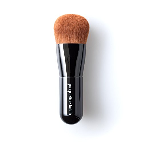 Magic Foundation Brush - The Most Addictive, Most Useful, Most Amazing, Most Can't-Live-Without Makeup Brush on the Market, by Jacqueline Kalab