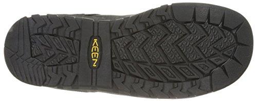 Pictures of KEEN Men's Citizen Mid Waterproof Shoe Black 8 M US 7