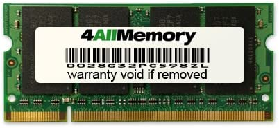 VGN-BX760N3 8GB 2x4GB PC2-5300 DDR2-667 RAM Memory Upgrade Kit for The Sony VAIO VGN BX760