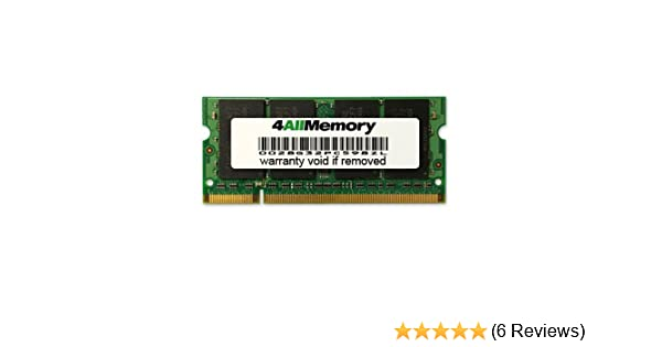 2x2GB Memory RAM Upgrade for Dell Latitude E5400 E6400 E5500 4GB Kit