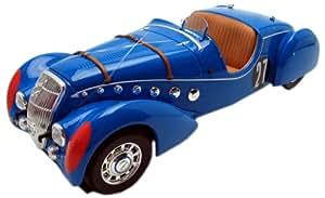 1937 Peugeot 302 Le Mans #27 [Norev 184702], 24 Horas de Le Mans 1937, Darl-Mat Roadster, 1:18 Die Cast