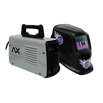 c75a8742b5 Soldadora inversor Ax Tech AS 150 T  Amazon.com.mx  Herramientas y ...