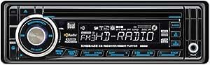 Dual XHD6420 4X50 Watt Hd Radio and Mp3/WMA Player